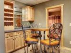 Wet Bar Area
