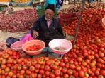 Fresh produce at the souk, Agadir, Morocco