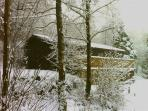 Snow Bound - Mistletoe Boutique Lodge - A great hideaway in the snow!