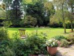 A wonderful garden to enjoy