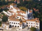 Vila de Sintra e Palácio de Sintra