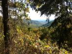 View from Blood Mountain, on the Appelachian Trail,  Make sure you visit this spot