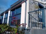 Stone House - Vista frente