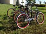 Our 4 Bikes