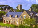 Police House Cottages - picturesque village setting, just mins from magnificent beach