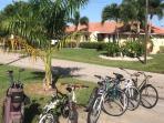 Bikes & Gold Clubs