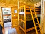 Downstairs Bunk Bed