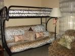 We can offer bunk bed