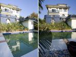 Le Bleu - Beautiful North Goa Villa