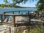 Waterfront Lake Travis townhome