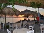 Endless cafes and tavernas offering a delightful Greek welcome