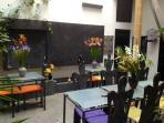 patio Riad7