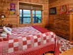 Bedroom with Queen Main floor