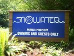 Snowater Entrance