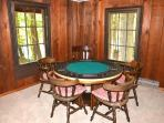 Historical Cabin Game Room