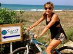 We have awesome bicycles for your use...the best way to explore Treasure Beach!