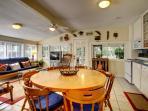 Angler Haus- Kitchen
