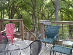 Sunfish Haus- Deck