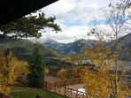 View from Grand Lake Lodge