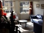 larger suite living room