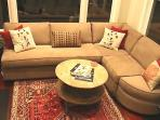 brand new sofa sleeper large living room couch