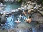 Relax at nearby Terwilliger Hot Springs