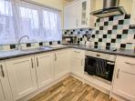 Spacious & Fully Equipped Kitchen