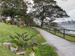 Sydney Harbour foreshore walk