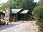 Log Cabin near both Asheville and Hendersonville