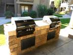 Complex grills