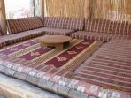 Villa Yaz traditional Turkish kosk for shaded garden seating