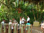 Jungle Palapa Ceremony