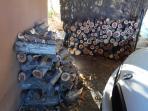 Cedar Firewood