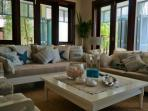 Main indoor lounge