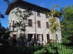 POGGIO DI CASTELLETTO fully renovated farmhouse