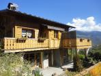 Chalet Champetre & The Garden Apartment - summer