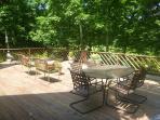 Summertime deck