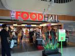 International Food Market 800 meters
