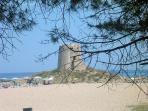 Torre di Bari at 450 meters.