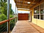 Daylesford House Studio - Deck