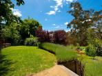 Lake Cottage - Terraced Rear Garden
