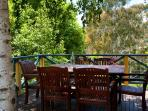 Lake Cottage - Outdoor Dining