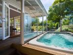 Sade's Daylesford - Swim Spa