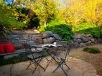 Springs Spa Villa - Front Garden
