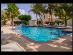 Pool at Hamlet Oasis Resort