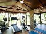 The inside Gym