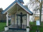 unsere Ortskapelle / local chapel