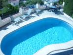 Pool shared with 2 other apartments