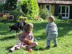 ..giocare con i bambini..
