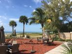 Views from your beachfront unit